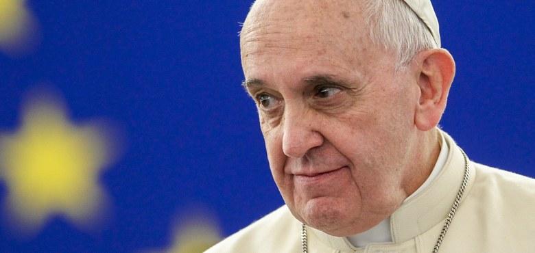 60 Jahre jung: Papst Franziskus zum EU-Jubiläum