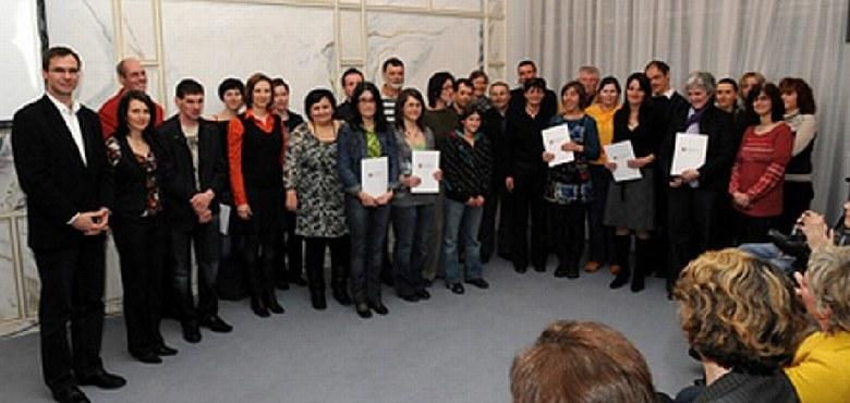 Chancenpreis 2008 für das Bildungshaus St. Arbogast