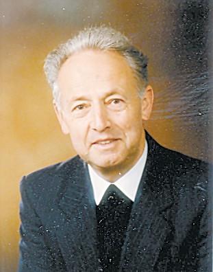 Pfarrer Hermann Alge