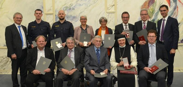 Auszeichnungen des Land Vorarlberg