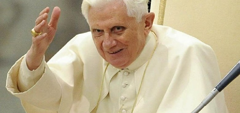 Papst mahnt G 8-Teilnehmer