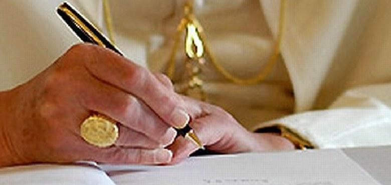 Papstbrief an alle Bischöfe zur Causa Lefebvrianer