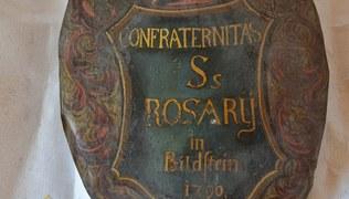 Vorschaubild Rosenkranztäfelchen von Maria Bildstein