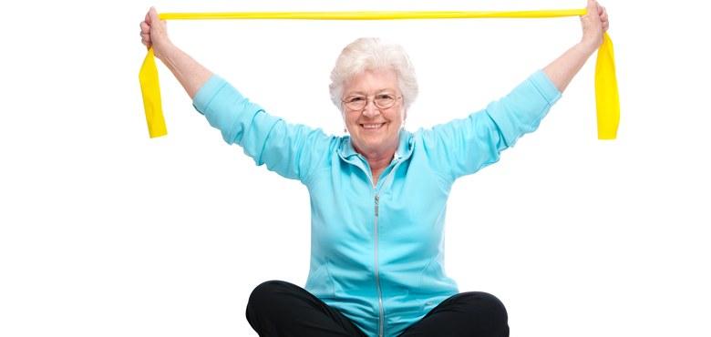 Seniorengymnastik - Fit in jedem Alter