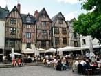 Tours Place Plumereau