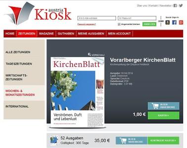 Austria-Kiosk