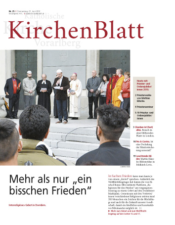 Titelseite 25/2016