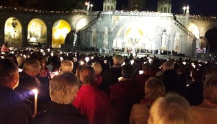Vorschaubild KirchenBlatt-Reise nach Lourdes 2017