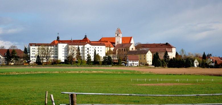 Bad Waldsee - Kloster Reute mit Pfr. Rudi Siegl