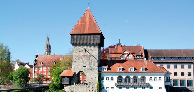Konstanz - Weingarten mit GV Rudolf Bischof