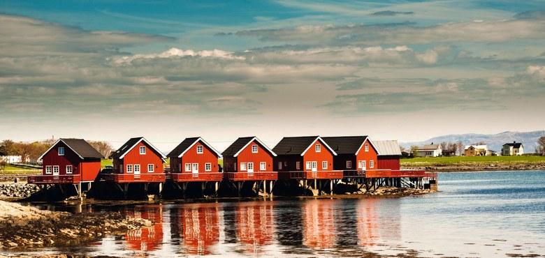 Norwegen – Welt der Fjorde mit Pfr. Norman Buschauer