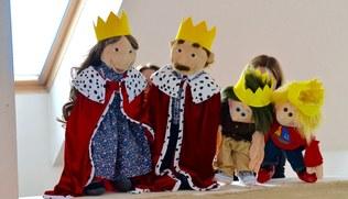 Vorschaubild Prinz Seltsam - ein Puppenspiel