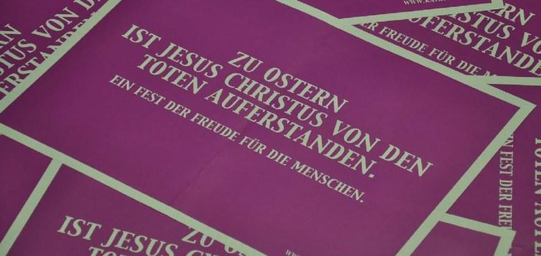 """""""Ostern – Ein Fest der Freude für die Menschen"""""""
