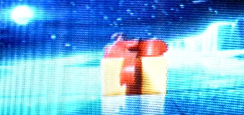 Fernsehen zur Weihnacht