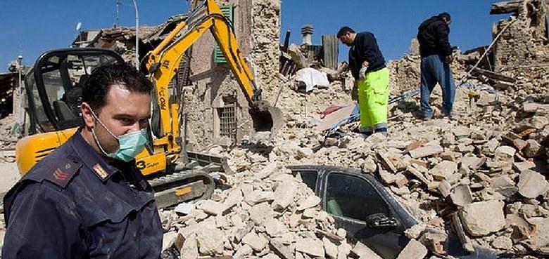 Italienische Erdbebenopfer brauchen Hilfe