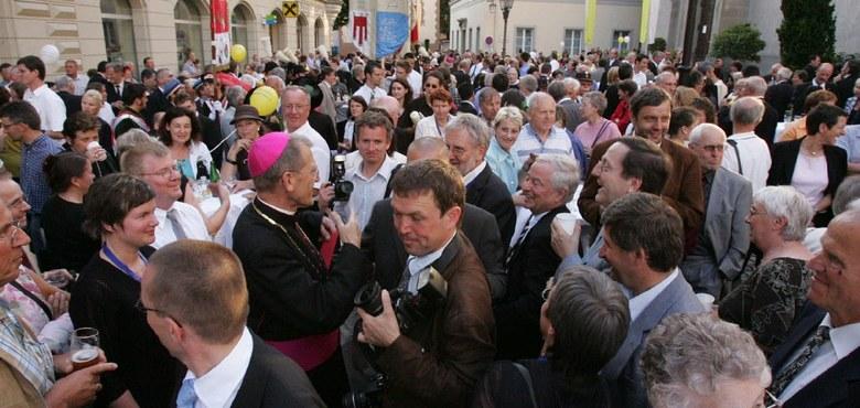 Kirche – eine geistige und soziale Kraft in Vorarlberg