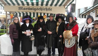 """Teaserbild für den Artikel Altes """"Häs"""", Martini und die Kirche"""
