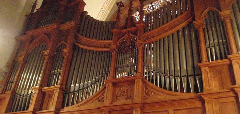 Orgel-Matineen in Bregenz Herz-Jesu