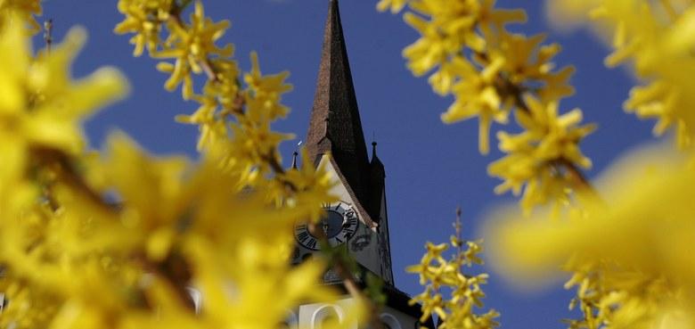 Oster-Gottesdienste 2017 in Vorarlberg
