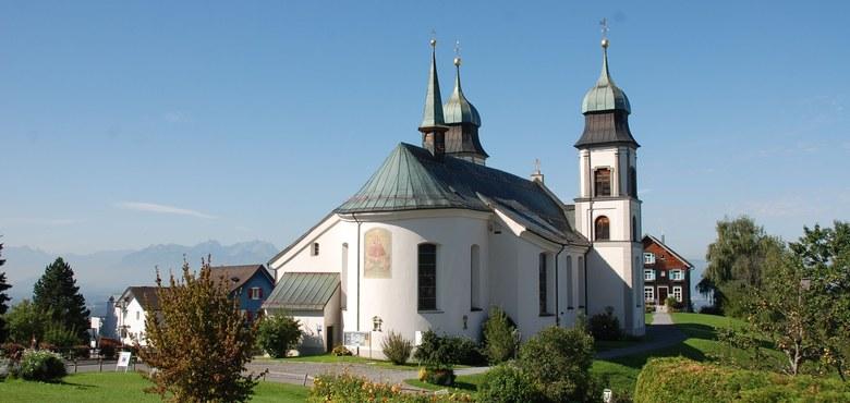 Bildstein - Mariä Heimsuchung (copyright: Katholische Kirche Vorarlberg / Begle)