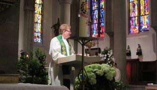 Vorschaubild Pfarrer Rudolf Bischof`s Geburtstag und 20jähriges Jubiläum als Dompfarrer