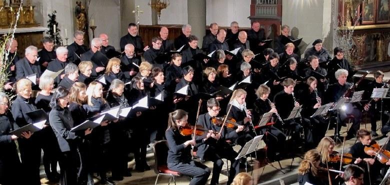 Musik im Gottesdienst - Domchor in der Christmette