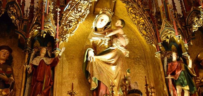 Musik im Gottesdienst - Domchor zu Maria Empfängnis
