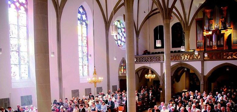 Musik im Gottesdienst - Domchor zum Cäciliensonntag
