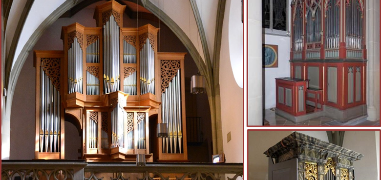 Orgel im Konzert