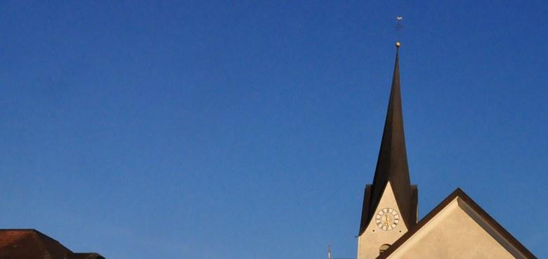 Feldkirch-Gisingen - Hl. Sebastian (copyright: Kath Kirche Vorarlberg / Fehle)