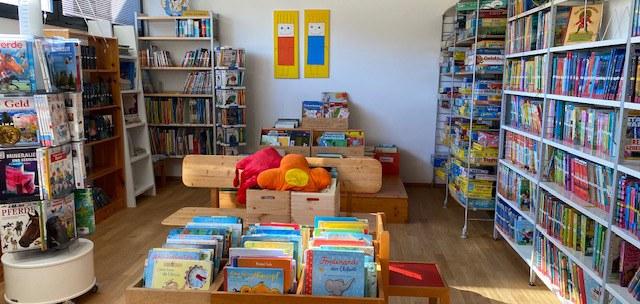 Öffentliche Bücherei Tosters