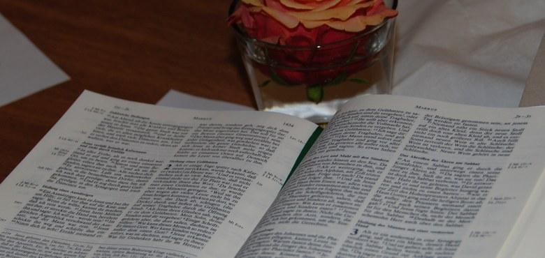 Evangelium - Christkönigssonntag