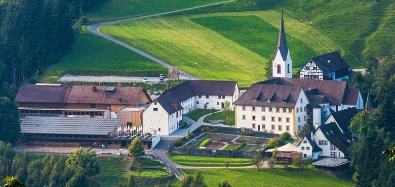 Ausflug zur Propstei St. Gerold