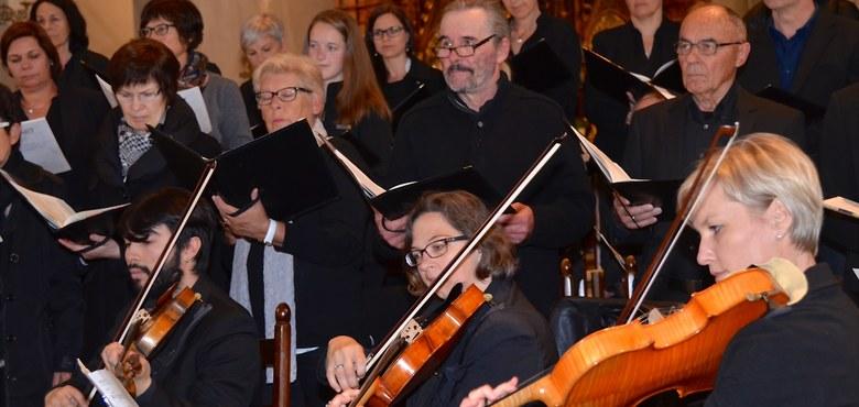 """Franz Schubert: """"Messe in G"""" für Soli, Chor & Orchester"""