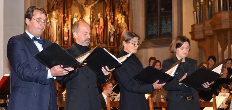 Gesänge und Motetten zum Advent