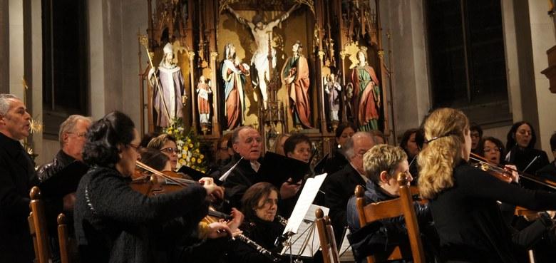 Zeitgenössische Chormusik