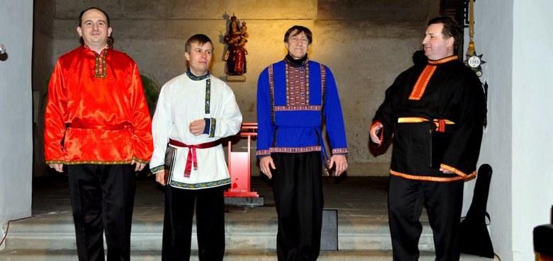 Adventskonzert - St. Daniels Quartett
