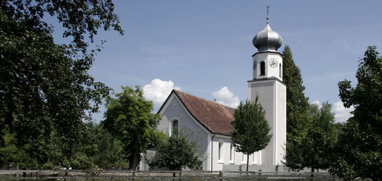 Meiningen - Hl. Agatha (copyright: Kath. Kirche Vorarlberg / Mathis)