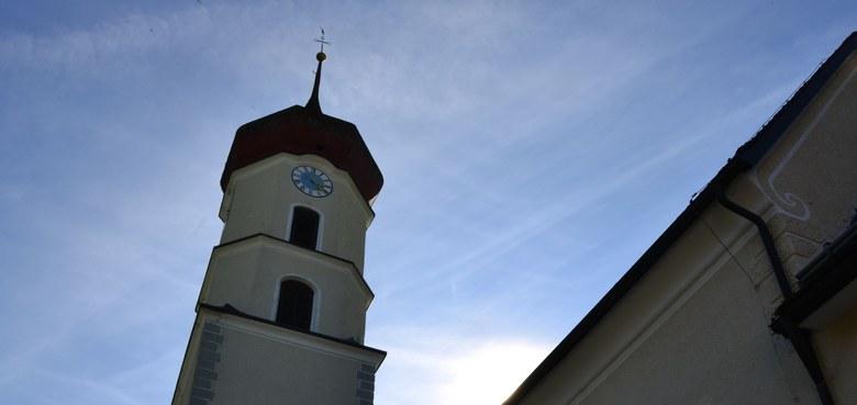 Raggal - Hll. Nikolaus und Theodul (copyright: Kath. Kirche Vorarlberg / Fehle)