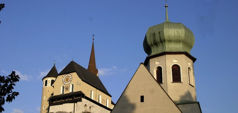 Rankweil - St. Peter (copyright: Kath. Kirche Vorarlberg / Mathis)