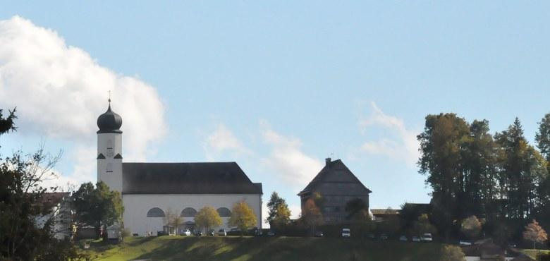 Sulzberg - Hll. Katharina und Laurentius (copyright: Kath. Kirche Vorarlberg / Fliri)