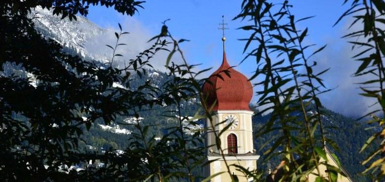 Thüringen - Hl. Stephan (copyright: Kath. Kirche Vorarlberg / Fehle)