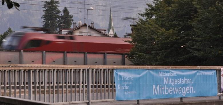Kirche in der Stadt